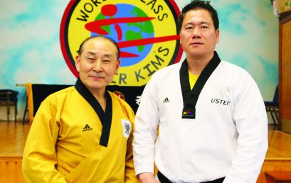 Poomsae seminar with Grand Master In Sik Hwang (Taekwondo 9th Dan)